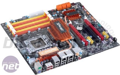 Epic Fail: ECS X58B-A motherboard Hardware Fail #1: ECS X58B-A Motherboard