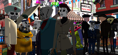 Games I Own: Grim Fandango