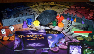 Games I Own: Atmosfear The Video Board Game