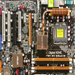 What makes a classic overclocking motherboard?