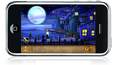 Monkey Island released for iPhone and iPod