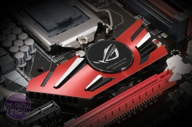 First Look: The first P55 RoG board, the Maximus III Formula First Look: Asus Maximus III Formula (first P55 RoG board)