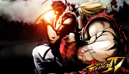 Games I Own: Street Fighter IV