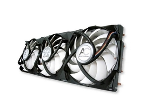 Would you buy cooler-less graphics card? Would you buy a graphics card with no heatsinks?