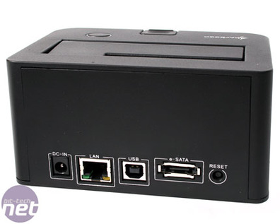 Sharkoon SATA QuickPort Pro LAN