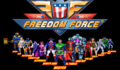 Games I Own: Freedom Force