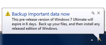 RC1 time running out? Get yourself 90 more days Windows 7 for free RC1 running out? Get yourself some more time on Windows 7 before purchase