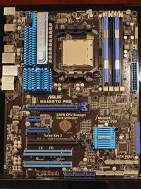 Roundup: Asus' latest AMD 8-series motherboards Asus' latest AMD 8-series motherboards
