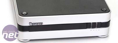 Mini-ITX Hi-Fi case anyone? Checking out SEED's latest mini-ITX chassis