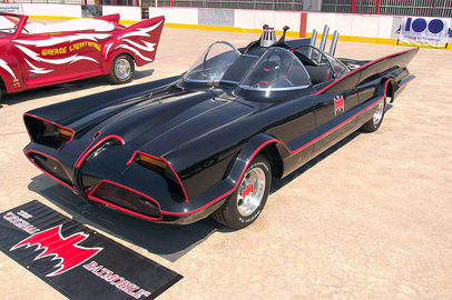 Gigabyte reinvents the Batmobile *Gigabyte reinvents the Batmobile