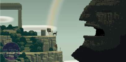 iPad Review: Sword and Sworcery EP iPhone Review: Sword and Sworcery EP