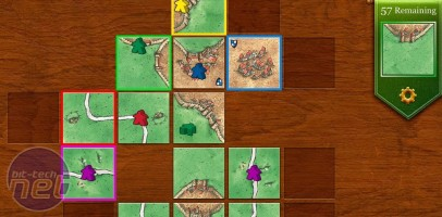 Carcassonne iPad Review iPad Review: Carcassonne