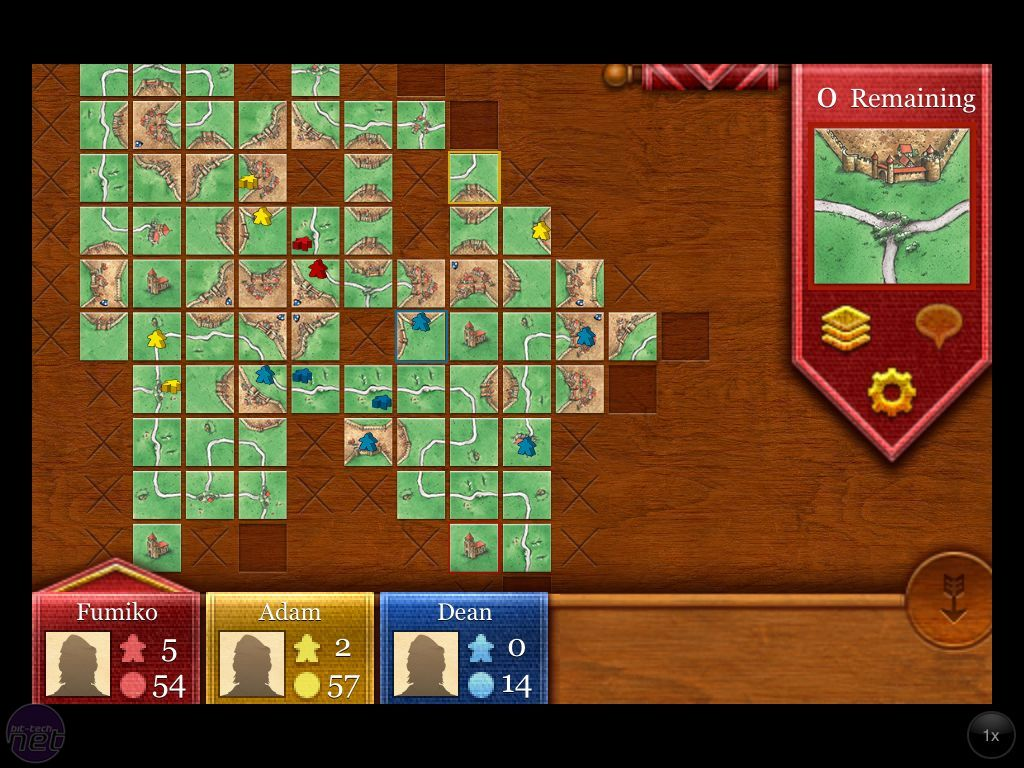 Free download carcassonne: official board game -tiles & tactics.