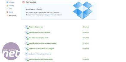 Triple your Dropbox capacity for free