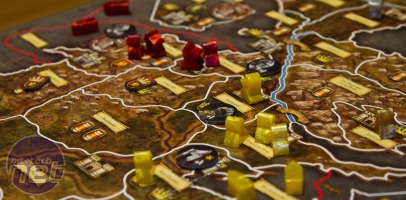 What We're Playing: Game of Thrones & Warhammer Invasion *What we're playing: boardgames two