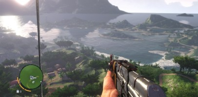 Far Cry 3 and the inventory problem *Taking an inventory