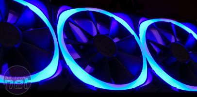 Hands-on with NZXT's Aer RGB fans Hands-on with NZXT's AER RGB fans