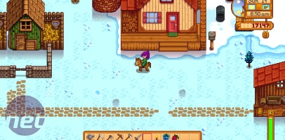 We missed Stardew Valley in 2016, and it's great