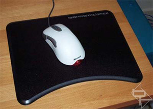 Ratpad In use