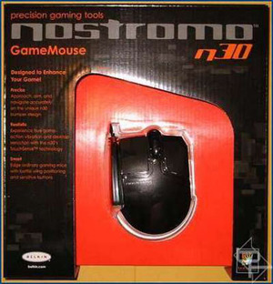 Belkin Nostromo Game Devices Introduction