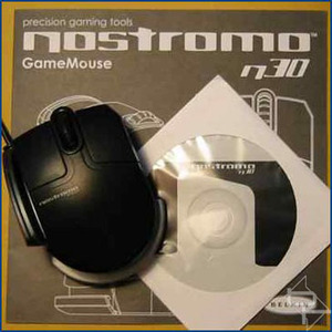 Belkin Nostromo Game Devices Nostromo n30