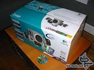 Goede Logitech Z-680 THX 5.1 Speakers | bit-tech.net UO-75