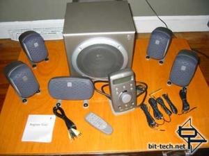 Verwonderend Logitech Z-680 THX 5.1 Speakers | bit-tech.net ZR-77