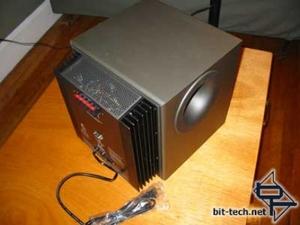 Verbazingwekkend Logitech Z-680 THX 5.1 Speakers | bit-tech.net YY-96