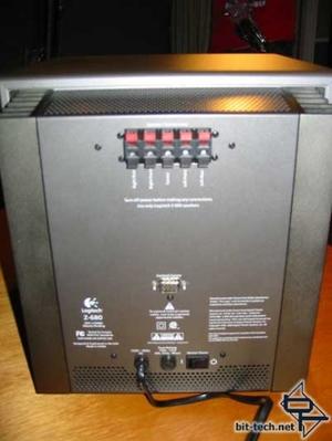 Betere Logitech Z-680 THX 5.1 Speakers | bit-tech.net IL-18