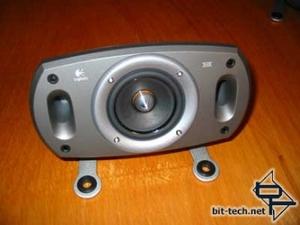 Logitech Z-680 THX 5.1 Speakers Contents, Continued