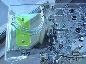Orac³ Part 1 Before and After