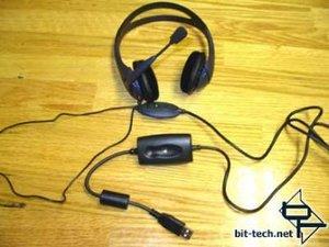 Logitech USB 300 Headset Take a look