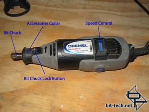 Meet the Dremel The tool and the plan
