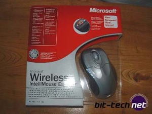 Microsoft Wireless Intellimouse v2 Introduction