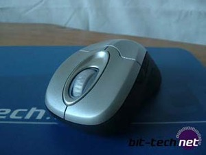 Microsoft Wireless Intellimouse v2 The mouse