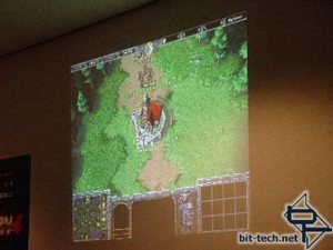 Abit ACON 4 - UK Qualifier Warcraft 3