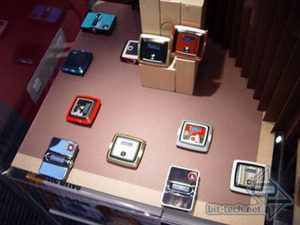 CeBIT 2004 Part 2 MP3s Anyone?