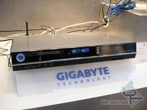 CeBIT 2004 Part 5 Gigabyte