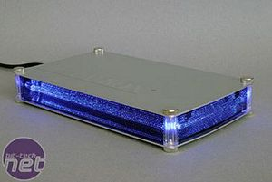Icy Box USB 2.0 External Drive Introduction
