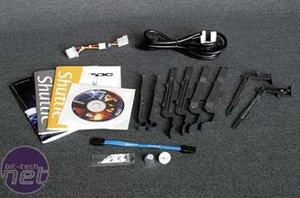 Shuttle SB81P XPC Contents