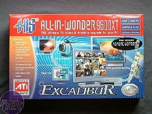 HIS All-In-Wonder 9600 XT Introduction