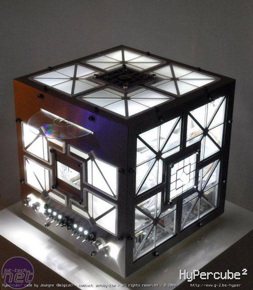 Hypercube² Part I Gallery