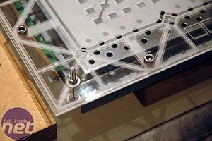 Hypercube² Part II Hyperscreen: Construction