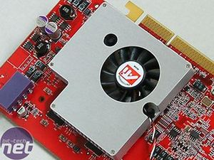 MSI Radeon X800 SE The Card and Bundle