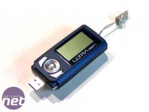 Ultra 8-in-1 MP3 Player Introduction