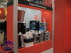 Cebit 2005 Part 1 In case of emergency!