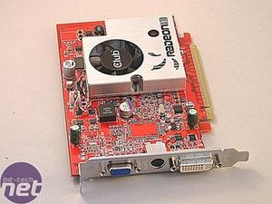 Mid-Range PCI-Express shootout Club3D Radeon X700 Pro