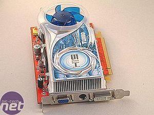 Mid-Range PCI-Express shootout HIS X700 Pro IceQ Turbo VIVO