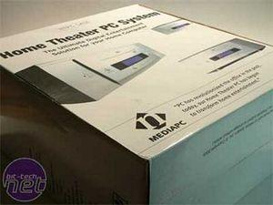 NMEDIA HTPC 100 Case How It Arrives