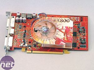 Radeon X800 XL Roundup MSI RX800 XL-VT2D256E
